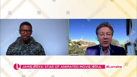 Ross King and Jamie Foxx