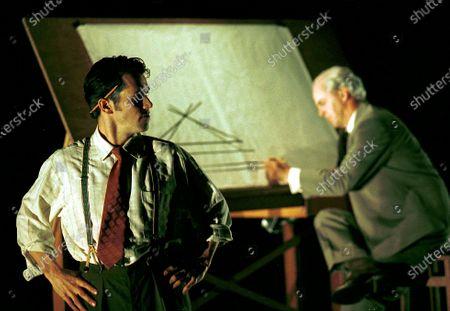 Les Peters,  Tony Guilfoyle