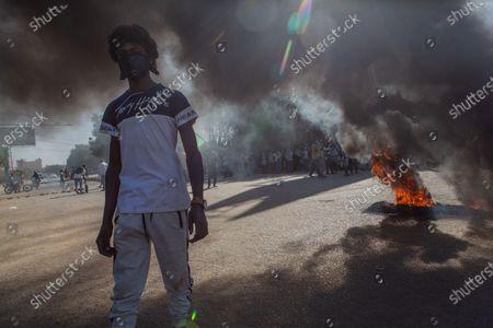 Editorial image of Sudan revolution anniversary, Sudan - 20 Dec 2020