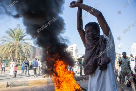 Editorial picture of Sudan revolution anniversary, Sudan - 20 Dec 2020