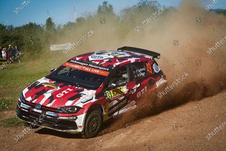 Petter Solberg, Volkswagen Motorsport, Volkswagen Polo GTI R5,