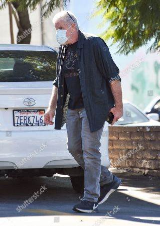 Editorial picture of Ron Perlman out and about, Los Angeles, California, USA - 21 Dec 2020
