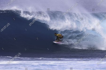 Editorial picture of Surfing : WSL Billabong Pipe Masters presented by Hydro Flask, Haleiwa, Hawaii, Usa - 20 Dec 2020