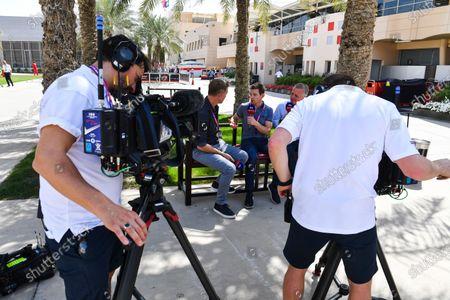 Editorial picture of Formula 1, Bahrain GP, Bahrain International Circuit, Bahrain - 28 Mar 2019