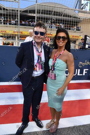 Editorial image of Formula 1, Bahrain GP, Bahrain International Circuit, Bahrain - 31 Mar 2019