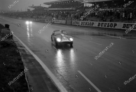 Editorial picture of Le Mans, 24 Hours of Le Mans, Circuit de la Sarthe, France - 26 Jun 1960