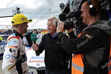 Steve Rider, ITV