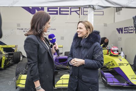 Lee McKenzie and Claire Williams