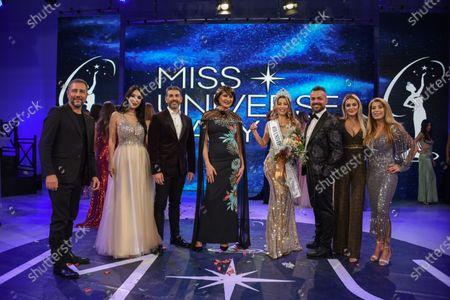 Viviana Vizzini, Vladimir Luxuria, Elena Morali, Simone Di Pasquale, Anna Tedesco, Emilio Sturnafurno and Golashan Barazesh Bakhitiari.