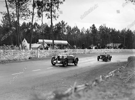 Editorial picture of Le Mans, 24 Hours of Le Mans, Circuit de la Sarthe, France - 16 Jun 1935