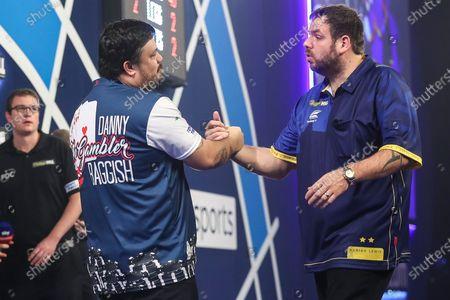 Editorial picture of William Hill World Darts Championship - 22 Dec 2020