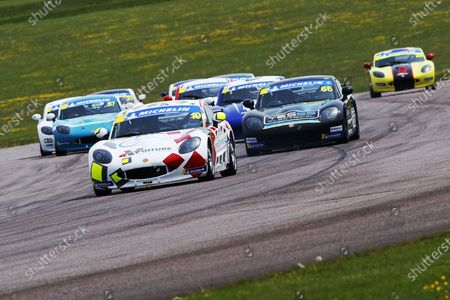Will Martin Richardson Racing Ginetta Junior