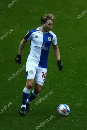Lewis Holtby of Blackburn Rovers
