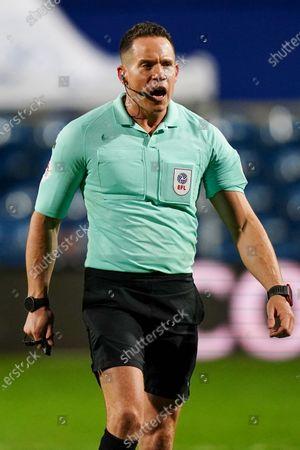 Stock Image of Referee Steve Martin