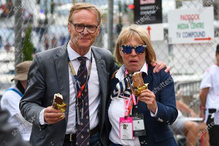 Rally legend Ari Vatanen