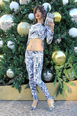 Editorial picture of Bai Ling out and about, Beverly Hills, Los Angeles, California, USA - 21 Dec 2020