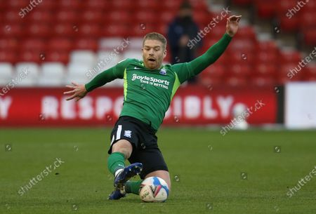Birmingham's Adam Clayton