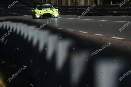 Editorial picture of Le Mans, 24 Hours of Le Mans test day, Circuit de la Sarthe, France - 02 Jun 2019