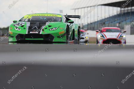 Stock Picture of John Seale / Jamie Stanley JMH Auto Lamborghini Huracan GT3 Evo