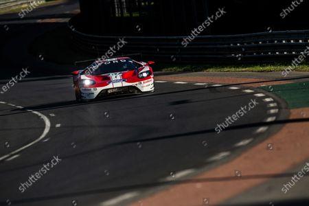 #67 Ford Chip Ganassi Racing, Ford GT: Andy Priaulx, Harry Tincknell, Jonathan Bomarito
