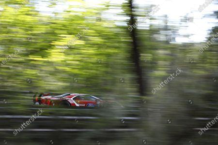 #67 Ford Chip Ganassi Racing Ford GT: Andy Priaulx, Harry Tincknell, Jonathan Bomarito.