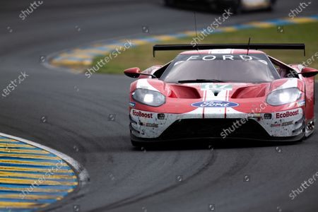 Stock Picture of #67 Ford Chip Ganassi Racing, Ford GT: Andy Priaulx, Harry Tincknell, Jonathan Bomarito