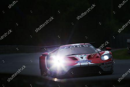 Editorial photo of Le Mans, 24 Hours of Le Mans, Circuit de la Sarthe, France - 15 Jun 2019