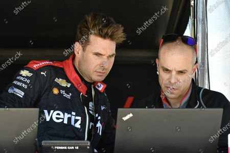 Will Power, Team Penske Chevrolet David Faustino