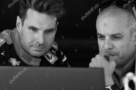 Stock Photo of Will Power, Team Penske Chevrolet David Faustino