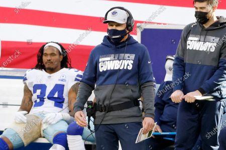 Editorial image of 49ers Cowboys Football, Arlington, United States - 20 Dec 2020