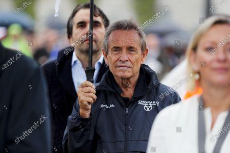 Jacky Ickx at the Michael Schumacher Celebration
