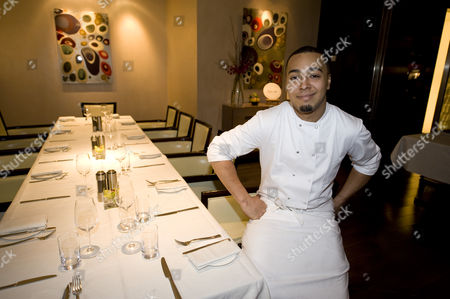 Ben Arthur Jamie Oliver Graduate Who Has Been Winning Awards Since Arriving At The Theo Randall Restaurant At The Hyde Park Intercontinental Hotel In London  20309