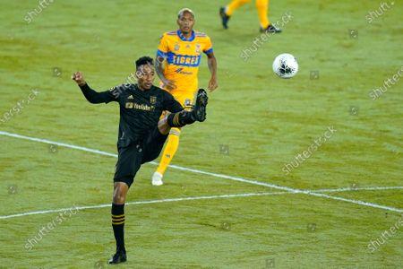Editorial photo of CONCACAF Tigres LAFC Soccer, Orlando, United States - 22 Dec 2020