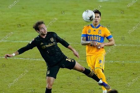 Editorial picture of CONCACAF Tigres LAFC Soccer, Orlando, United States - 22 Dec 2020