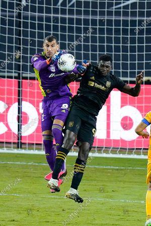 Editorial image of CONCACAF Tigres LAFC Soccer, Orlando, United States - 22 Dec 2020