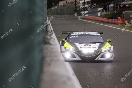 Editorial photo of GT World Challenge Europe Endurance, 24 Hours of Spa, Spa-Francorchamps, Belgium - 26 Jul 2019