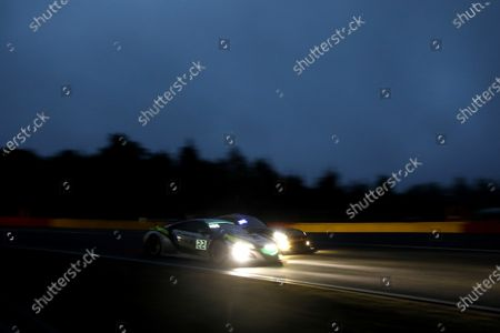 Editorial image of GT World Challenge Europe Endurance, 24 Hours of Spa, Spa-Francorchamps, Belgium - 27 Jul 2019