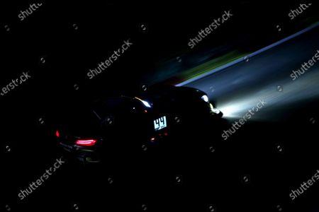 #44 Mercedes-AMG Team Strakka Racing Mercedes-AMG GT3: Lewis Williamson, Gary Paffett, Tristan Vautier.