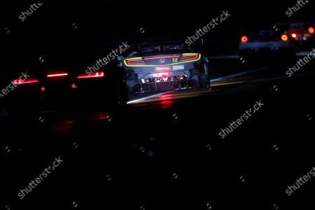 #22 Jenson Team Rocket RJN Honda Acura NSX GT3 2019: Matt McMurry, Philipp Frommenwiler, Struan Moore, Ricardo Sanchez.