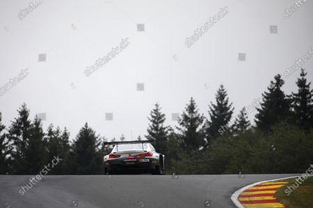 #42 BMW Team Schnitzer BMW M6 GT3: John Edwards, Martin Tomczyk, Augusto Farfus.