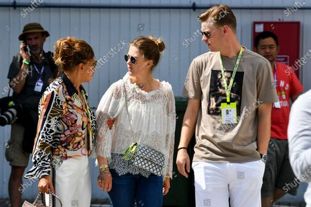 Editorial image of Formula 1, Hungarian GP, Hungaroring, Hungary - 04 Aug 2019