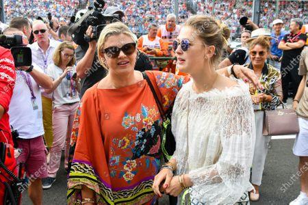 Editorial photo of Formula 1, Hungarian GP, Hungaroring, Hungary - 04 Aug 2019