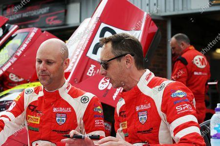 Rob Bell Balfe Motorsport McLaren 720S GT3