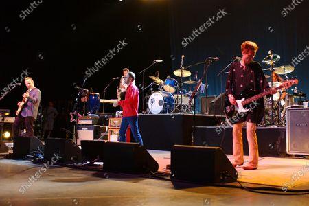 Mark Rivera, Colin Hay, Ringo Starr, John Waite and Sheila E. of Ringo Starr & His All Starr Band