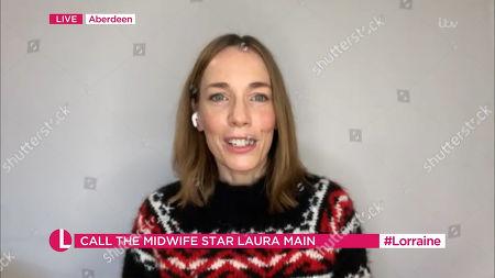 Stock Photo of Laura Main