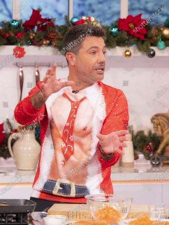 Editorial image of 'This Morning' TV Show, Christmas Day Special, London, UK - 25 Dec 2020