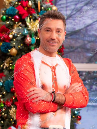 Stock Picture of Gino D'Acampo