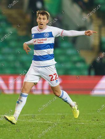 Tom Carroll of Queens Park Rangers (22)