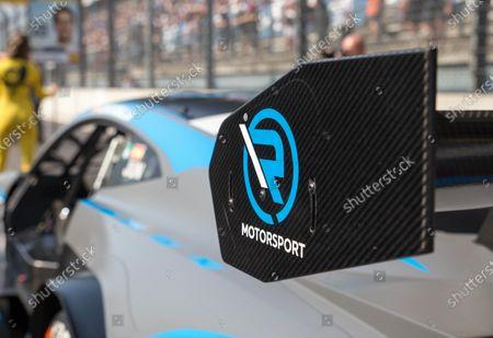 Car of Daniel Juncadella, R-Motorsport, Aston Martin Vantage AMR.