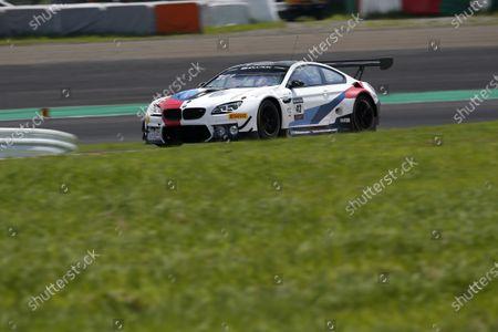 #42 BMW Team Schnitzer BMW M6 GT3: Augusto Farfus, Nick Yelloly, Martin Tomczyk.